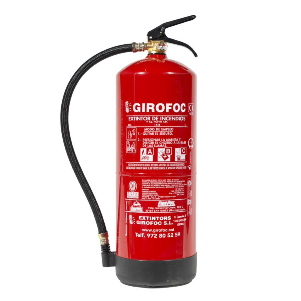 extintor 6kg ABC