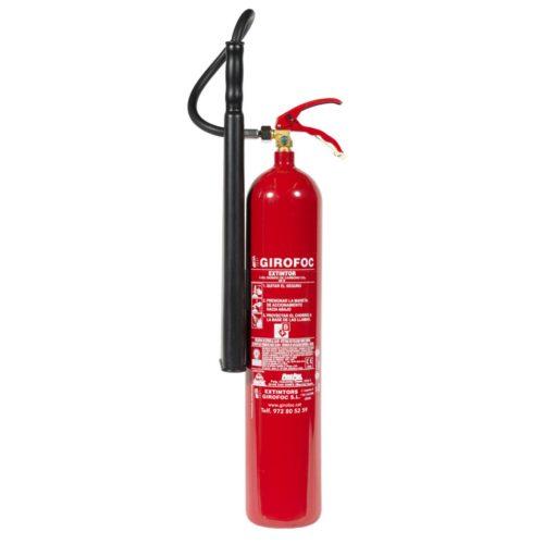 extintor 5kg Co2